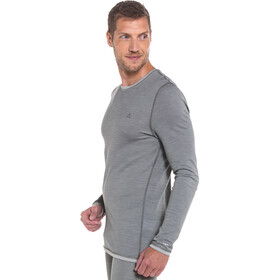 Schöffel Merino Sport 1/1 Arm Shirt Men, opal gray